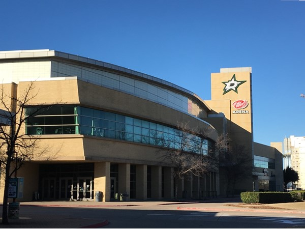 Dr Pepper Arena is a multi-purpose sports venue and practice facility for the Dallas Stars