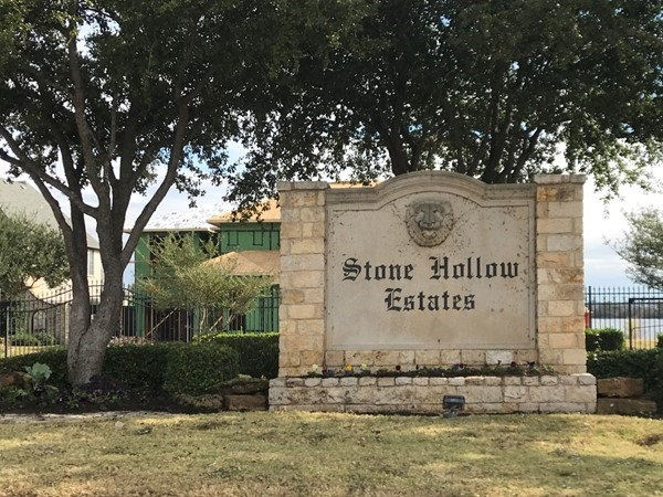 Welcome to Stone Hollow Estates