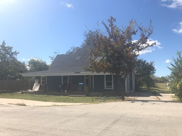 A fixer upper and country living and loving it