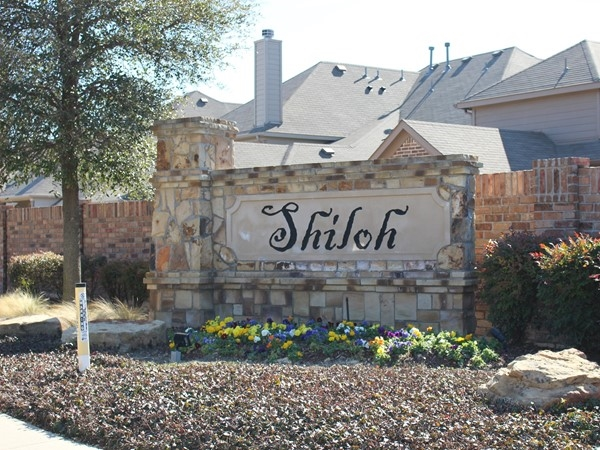 Entrance to Shiloh Ranch