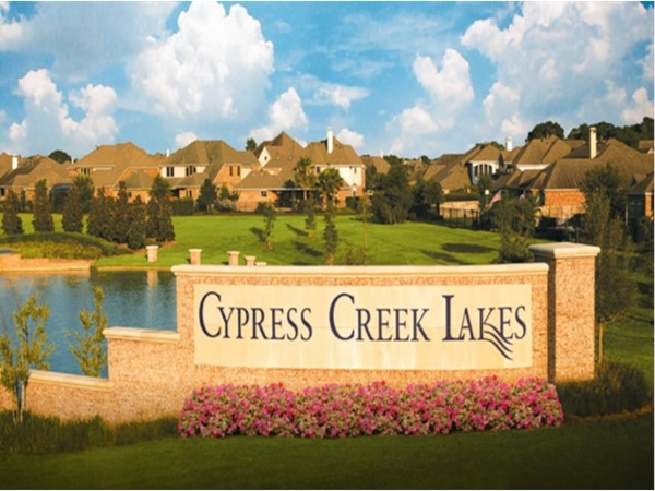 Features swimming pools, community park, lots of open green space and tree-lined walking trails