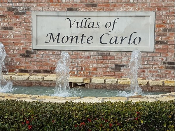 Welcome to the Villas off Monte Carlo