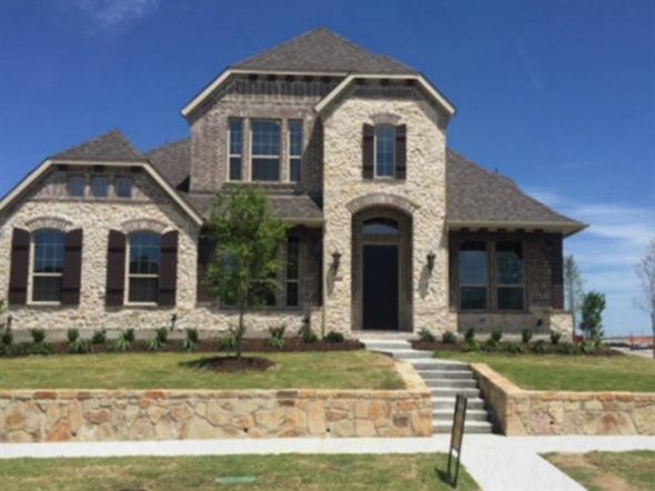 Liberty Crossing. Homes by Khovnanian