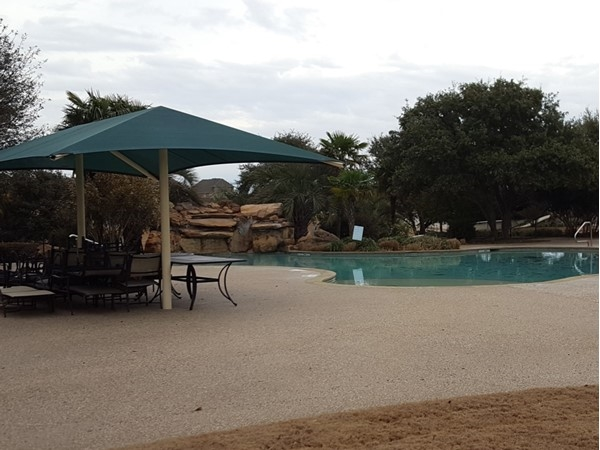 Pool at Lonely Star Ranch