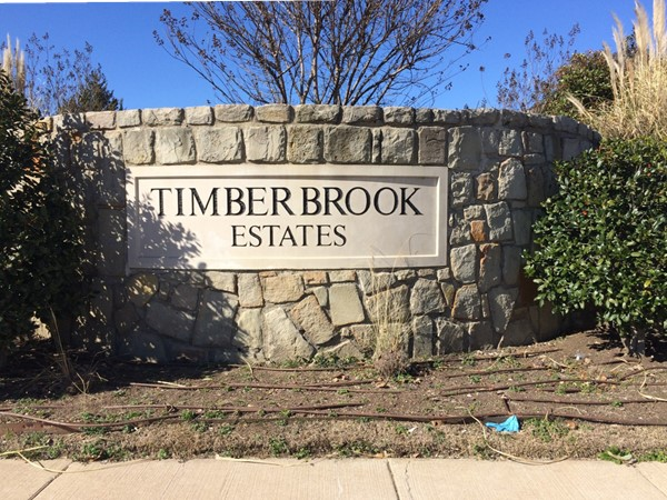 Timber Brook Estates