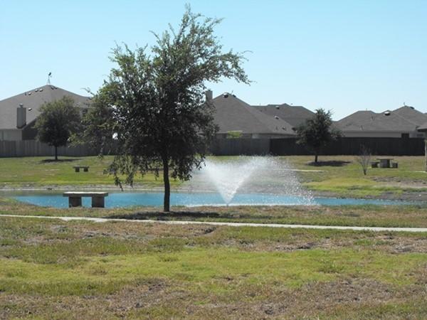Fountain View in Josephine