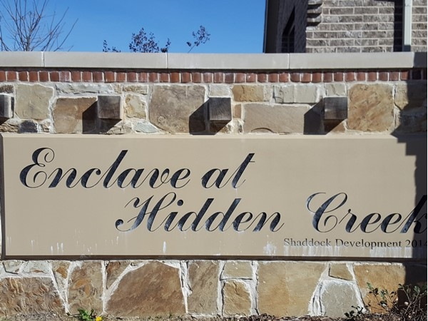 Welcome To Enclave At Hidden Creek