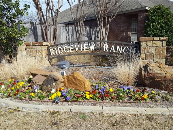 Welcome to Ridgeview Ranch Estates