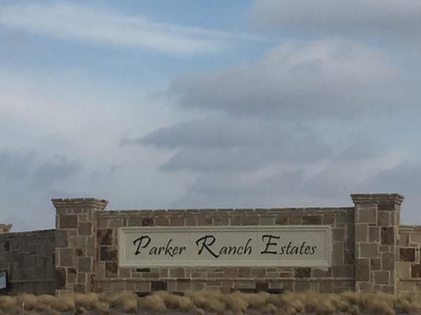 Parker Ranch Estates offers custom homes