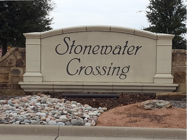 Welcome to Stonewater Crossing