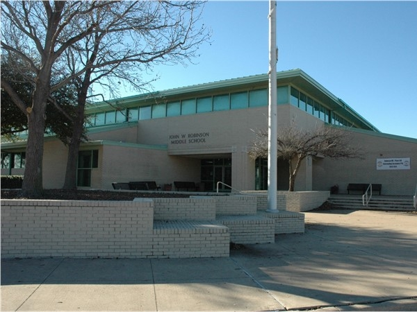 John W. Robinson Middle School