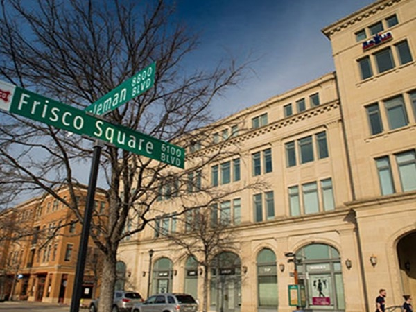 Walk to everything from Frisco Square Townhomes. Restaurants, shops/boutiques, and night spots