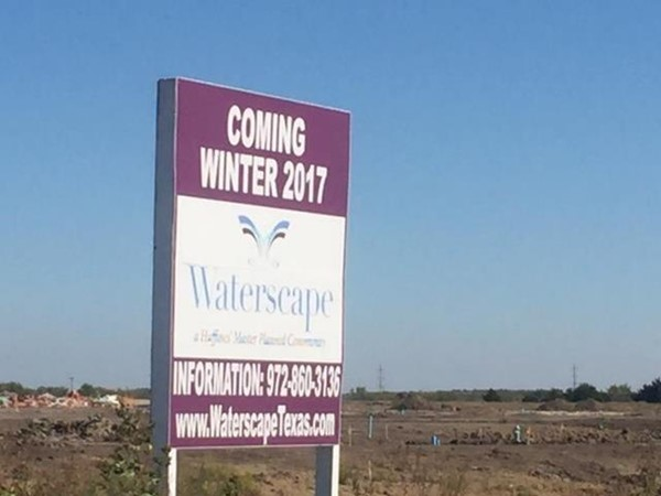 Brand new Huffines Community coming to Royse City winter of 2017