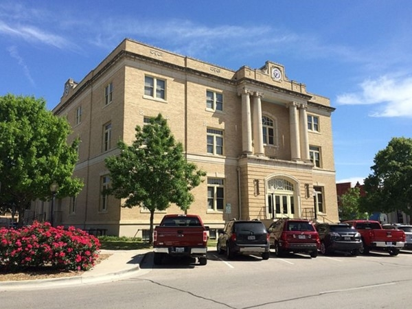 Historic Collin County Courthouse