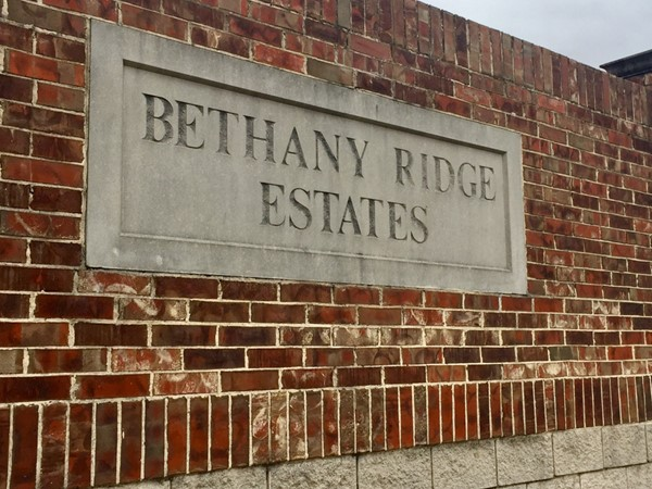 Bethany Ridge Estates