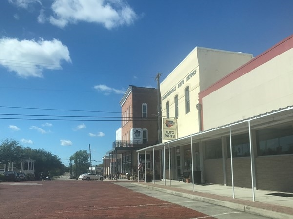 Small business opportunities in Downtown Farmersville
