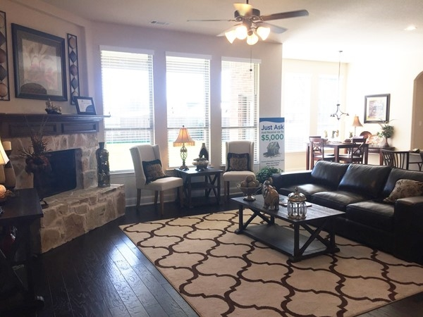 Altura new construction homes in Wylie Texas starting in $270's