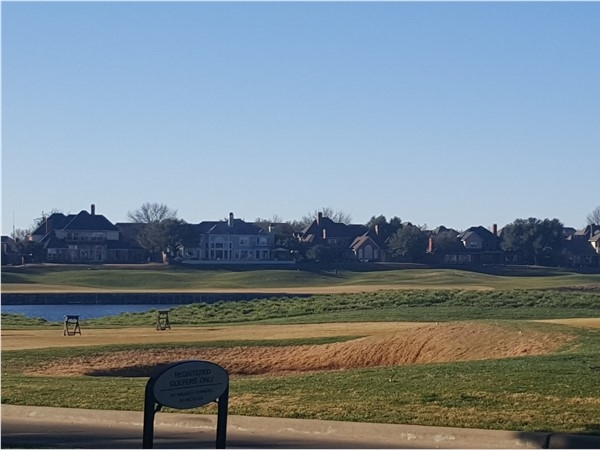 Stonebridge Ranch Country Club Golf Course