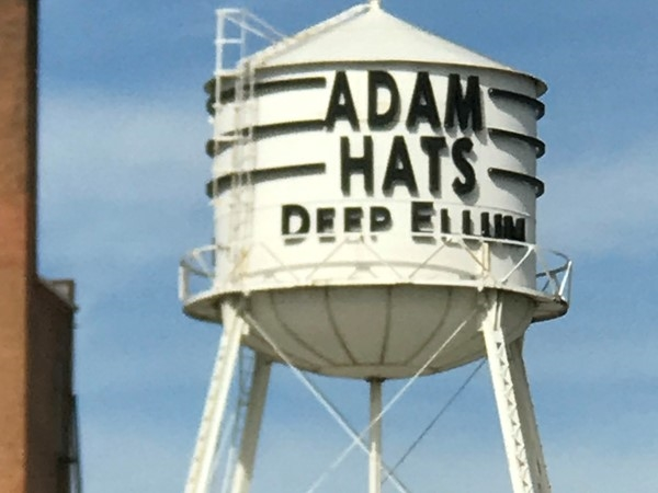 Adam Hats are incredible lofts and they go underground as well