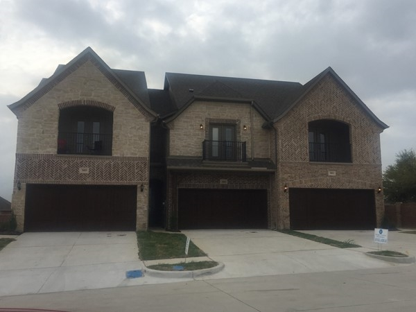 Townhomes in Wylie are now for sale