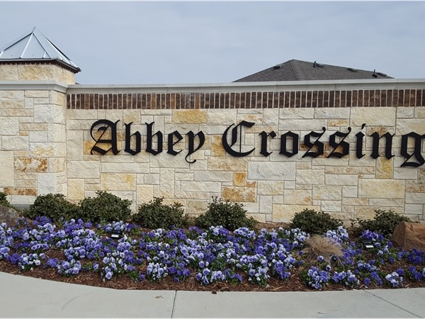 Welcome to Abbey Crossing