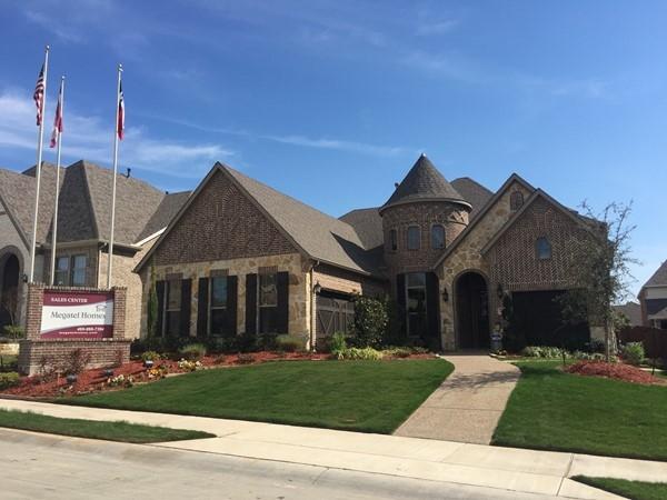 New Construction Megatel Home