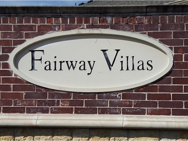 Welcome To Fairway Villas At Ridgeview.