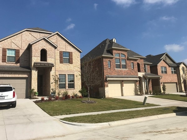 Some inventory homes are almost ready for you