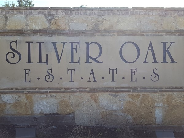 Welcome to Silver Oak Estates