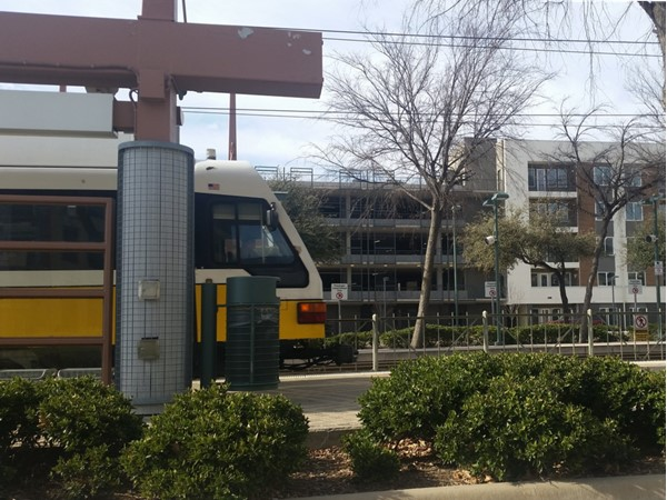 Light rail to downtown Dallas or Plano from CityLine