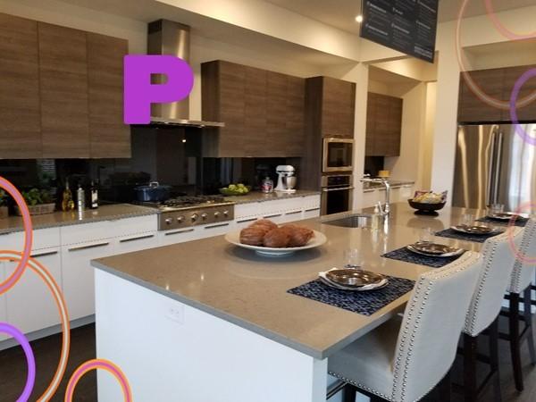 Kitchen In American Legend Model